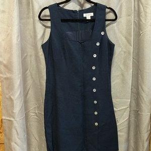 Like new navy Spiegel dress